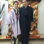 京都四条烏丸の古都で着物レンタル!お正月3日目のお客様10