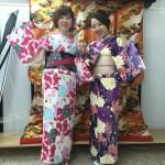 京都四条烏丸から徒歩7分の古都!着物レンタルのお客様2