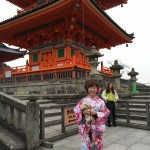 京都四条烏丸から徒歩7分の古都!着物レンタルのお客様6