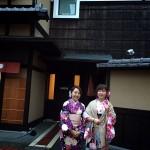 京都四条烏丸から徒歩7分の古都!着物レンタルのお客様7