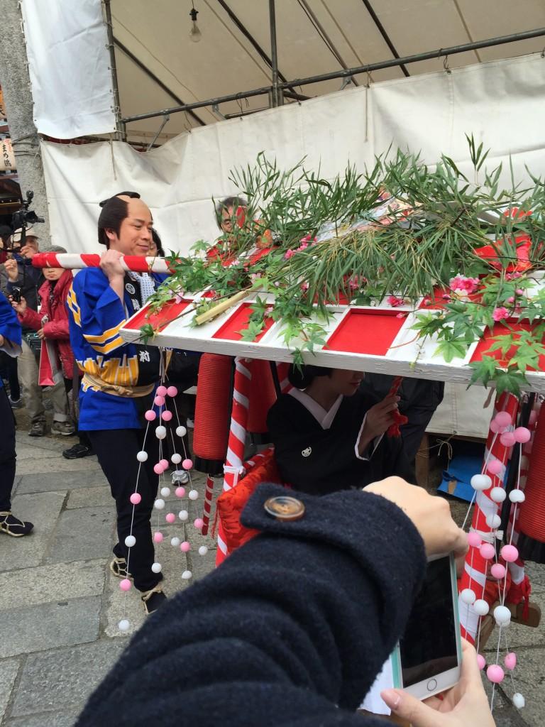 商売繁盛の京都ゑびす神社 十日ゑびす大祭3