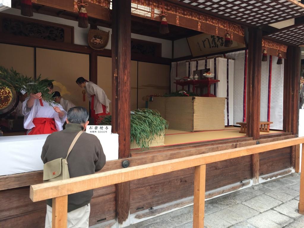 商売繁盛の京都ゑびす神社 十日ゑびす大祭7