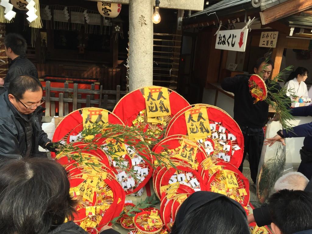 商売繁盛の京都ゑびす神社 十日ゑびす大祭9