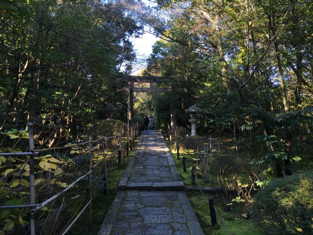 京都金地院 鶴亀の庭園と東照宮4