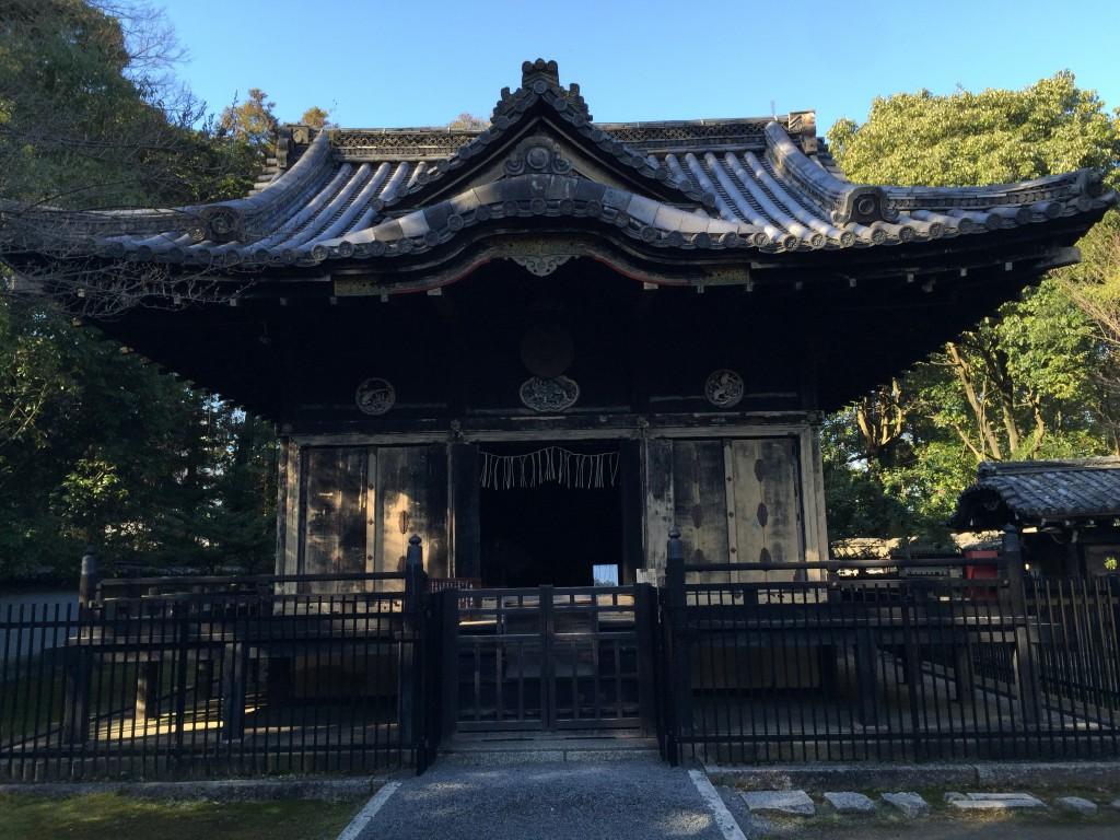 京都金地院 鶴亀の庭園と東照宮5