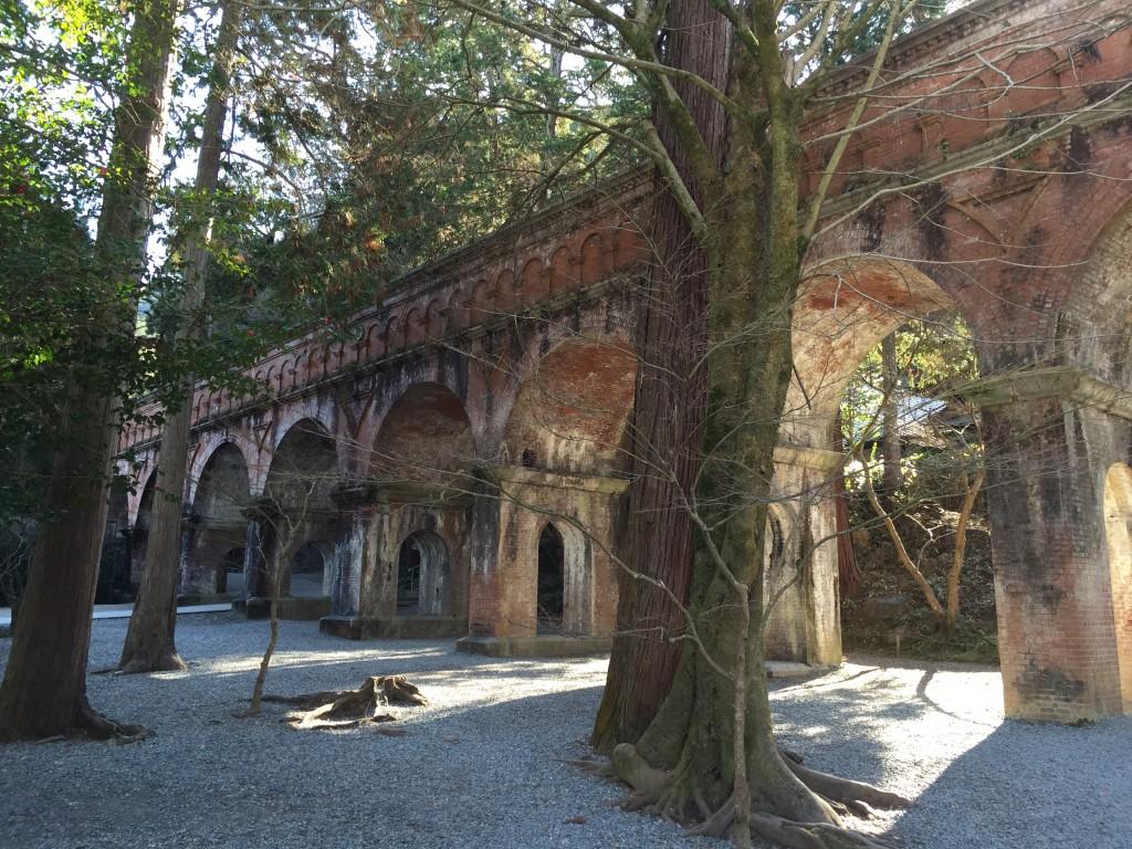 京都南禅寺水路閣!着物レンタルで散策しませんか❓6