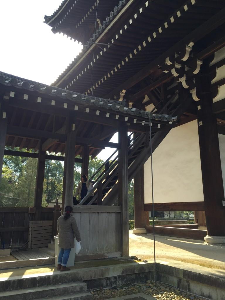 東福寺三門 特別公開【京都の着物レンタルは四条烏丸の古都へ】5
