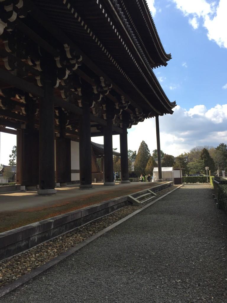 東福寺三門 特別公開【京都の着物レンタルは四条烏丸の古都へ】6