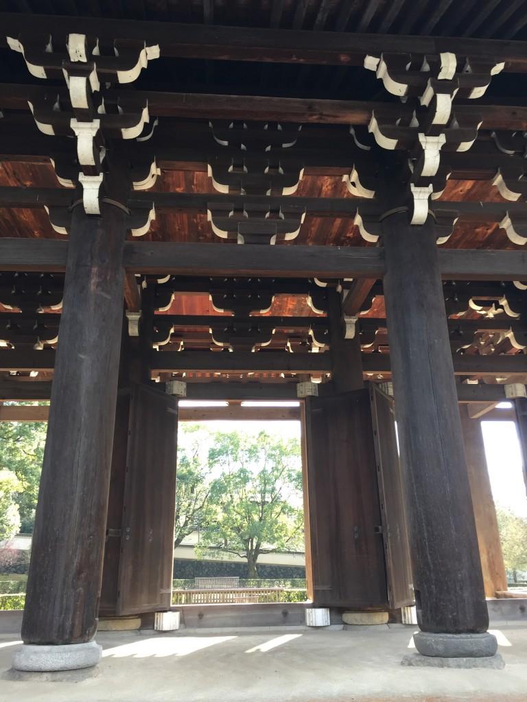 東福寺三門 特別公開【京都の着物レンタルは四条烏丸の古都へ】7