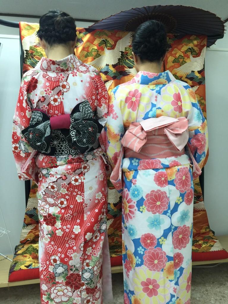 京都四条烏丸の古都で着物レンタルされたお客様3
