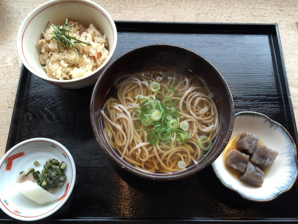 京都烏丸五条 蕎麦工房 蕎麦の実「よしむら」ランチ7