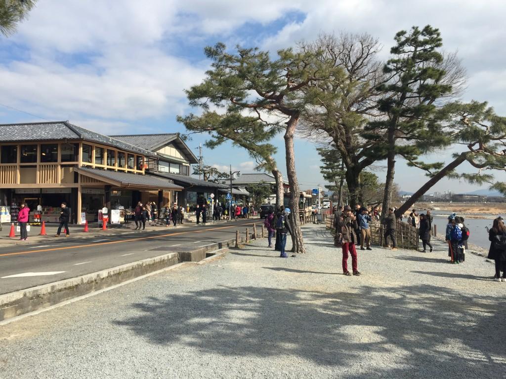 京都嵯峨嵐山を着物レンタルで観光しましょう!3