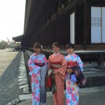 京都四条烏丸の古都で着物レンタル!お正月2日目のお客様19