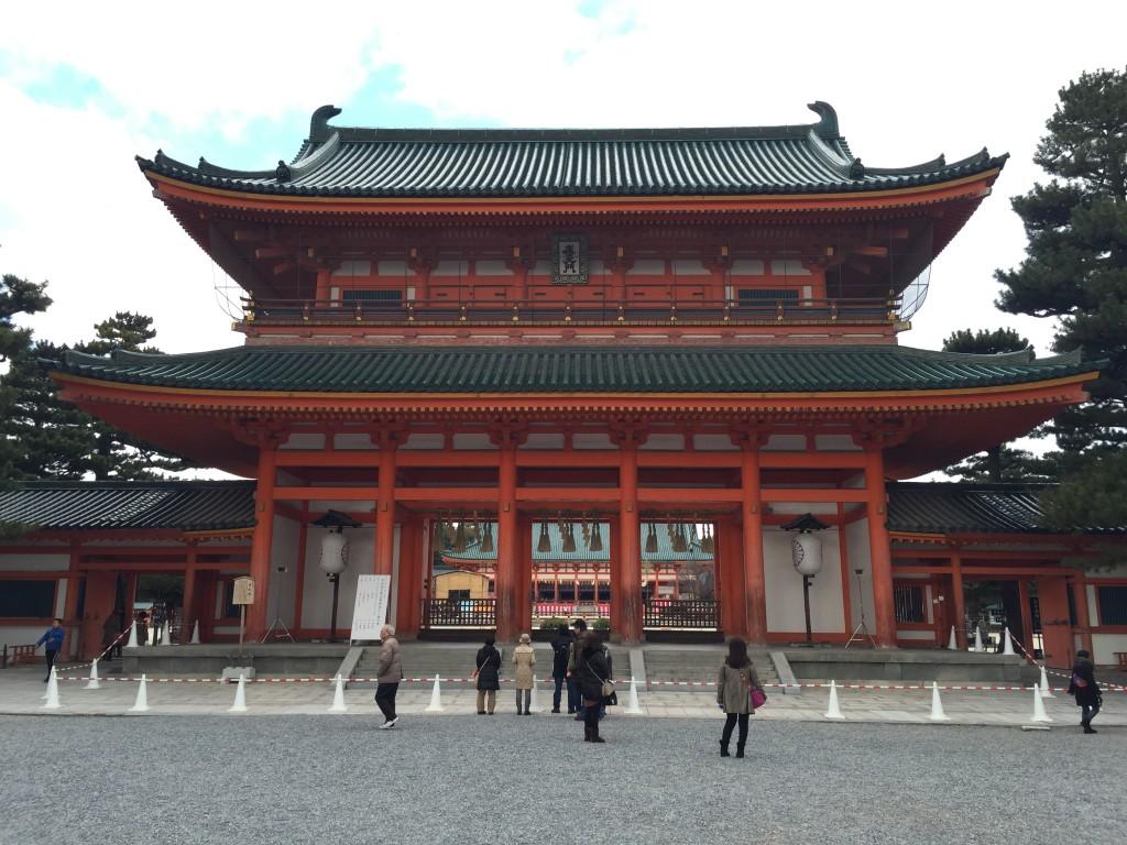 京都平安神宮節分祭【着物レンタルは四条烏丸の古都へ】1