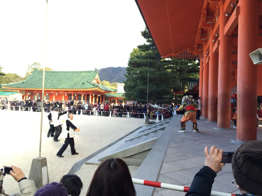 京都平安神宮節分祭【着物レンタルは四条烏丸の古都へ】12