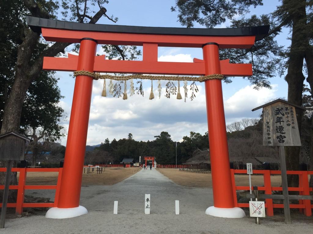 京都の梅スポット 着物レンタルで上鴨神社へ1