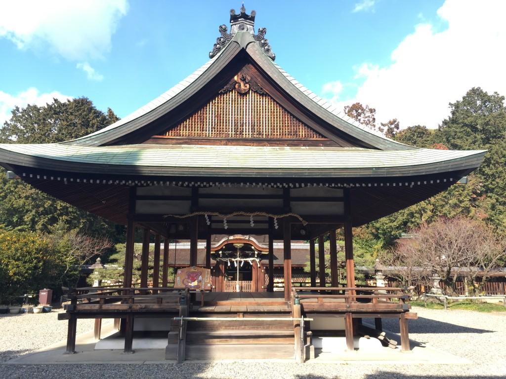 京都の梅スポット「梅宮大社」四条烏丸からバスで30分6