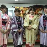 関東から京都観光!着物レンタルのお客様4
