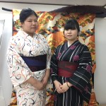 京都清水寺を満喫!着物レンタルのお客様1