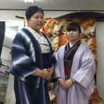 京都清水寺を満喫!着物レンタルのお客様4