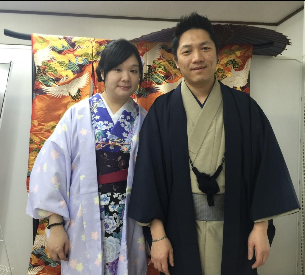 着物レンタルで京都御所や錦市場へ!1