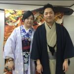 着物レンタルで京都仏光寺や錦市場へ!1