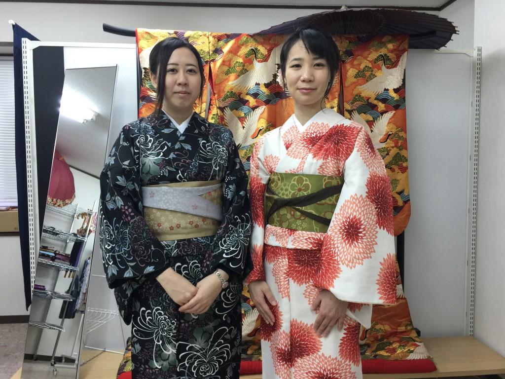 着物レンタルでもうすぐ春の京都を満喫!1