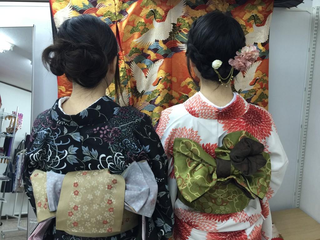 着物レンタルでもうすぐ春の京都を満喫!3