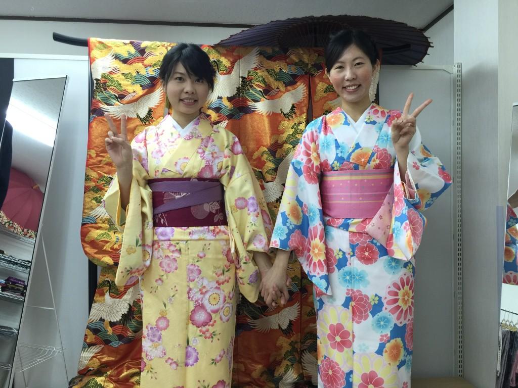 着物レンタルでもうすぐ春の京都を満喫!6
