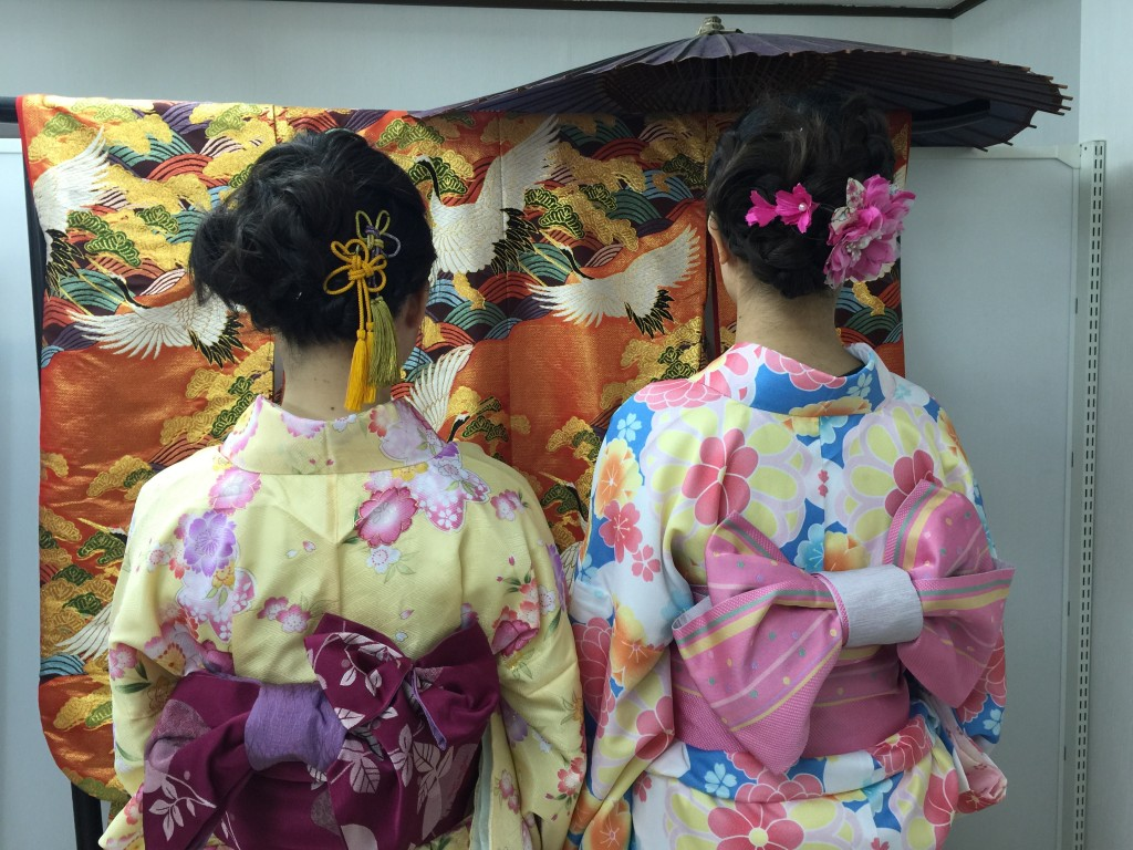 着物レンタルでもうすぐ春の京都を満喫!7