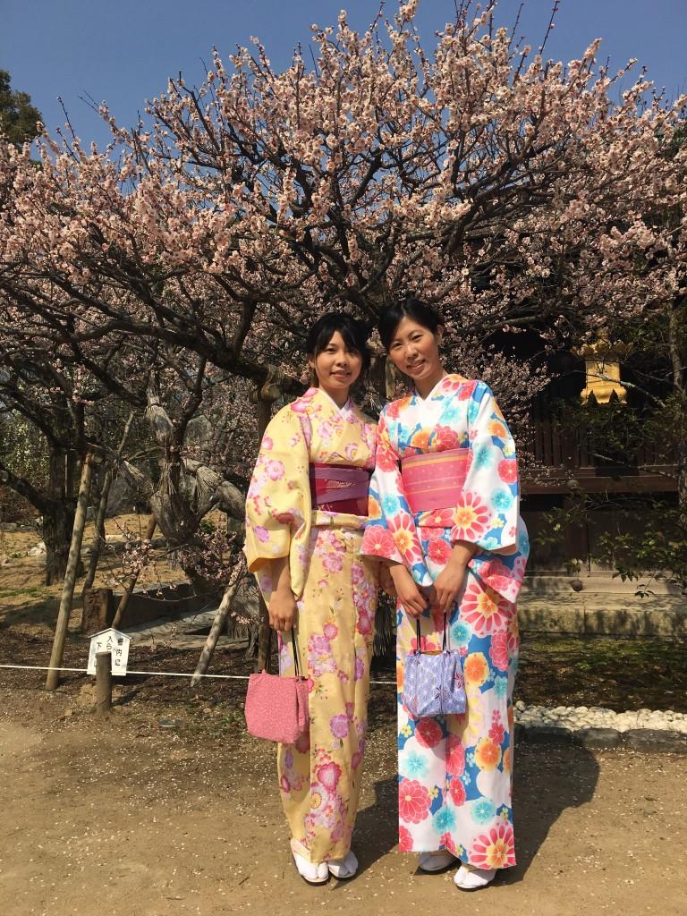 着物レンタルでもうすぐ春の京都を満喫!14