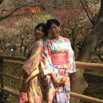 着物レンタルでもうすぐ春の京都を満喫!12