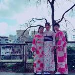 インドネシアからの団体様!春の京都を着物レンタルで満喫♪2016年3月28日21