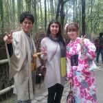 各地で桜の開花宣言!京都レンタルきもの古都2016年3月31日25