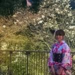 各地で桜の開花宣言!京都レンタルきもの古都2016年3月31日26
