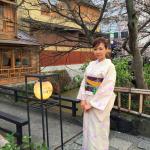 各地で桜の開花宣言!京都レンタルきもの古都2016年3月31日30