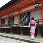 京都の桜満開までもうすぐ!着物レンタル古都32
