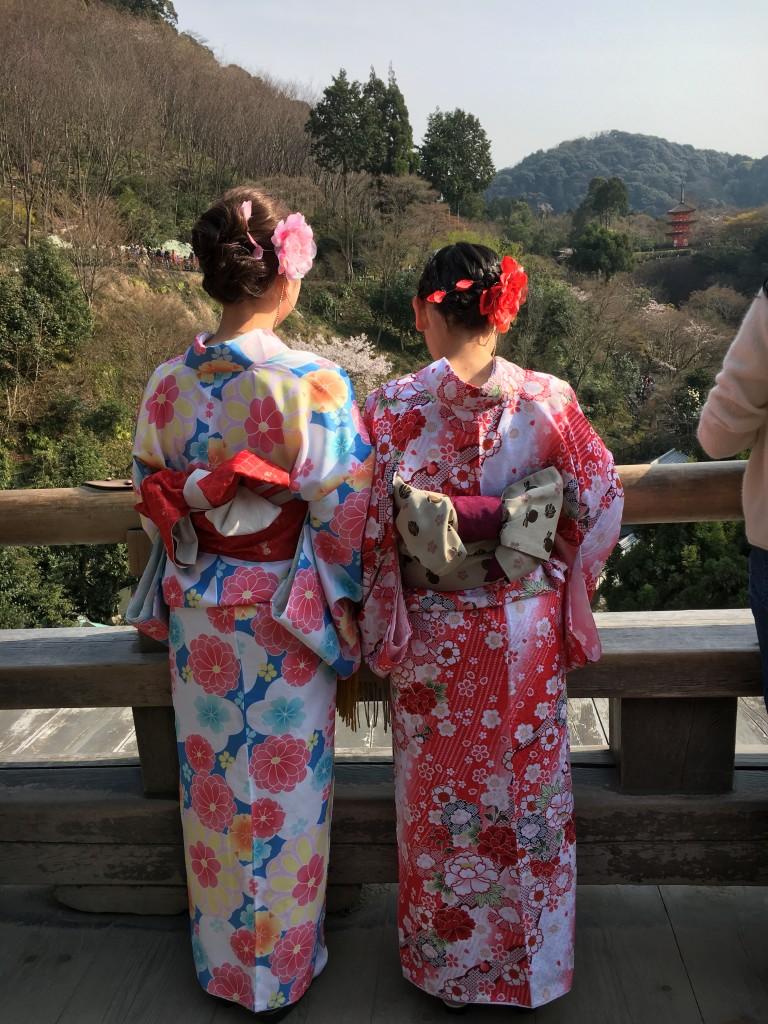 京都の桜満開までもうすぐ!着物レンタル古都4