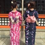 もうすぐ春休み終了!その前に京都で着物レンタル♪2016年3月29日20