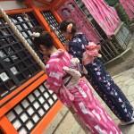 もうすぐ春休み終了!その前に京都で着物レンタル♪2016年3月29日21