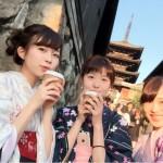 インドネシアからの団体様!春の京都を着物レンタルで満喫♪2016年3月28日39
