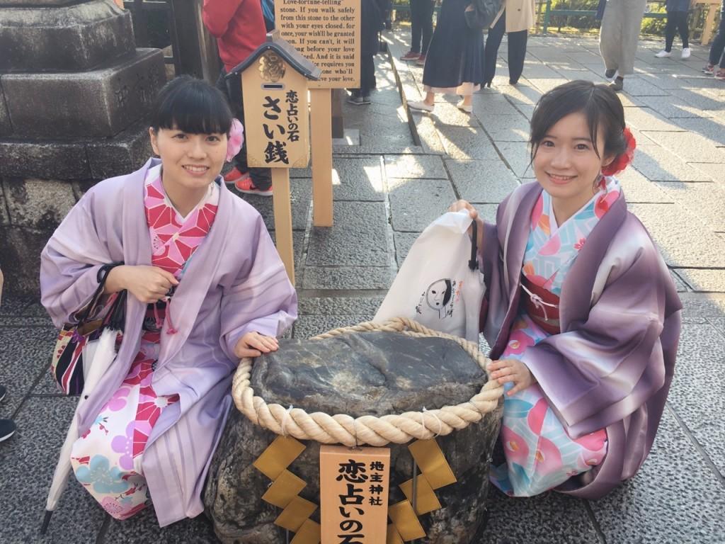 インドネシアからの団体様!春の京都を着物レンタルで満喫♪2016年3月28日28