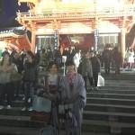 インドネシアからの団体様!春の京都を着物レンタルで満喫♪2016年3月28日30