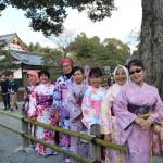 インドネシアからの団体様!春の京都を着物レンタルで満喫♪2016年3月28日23
