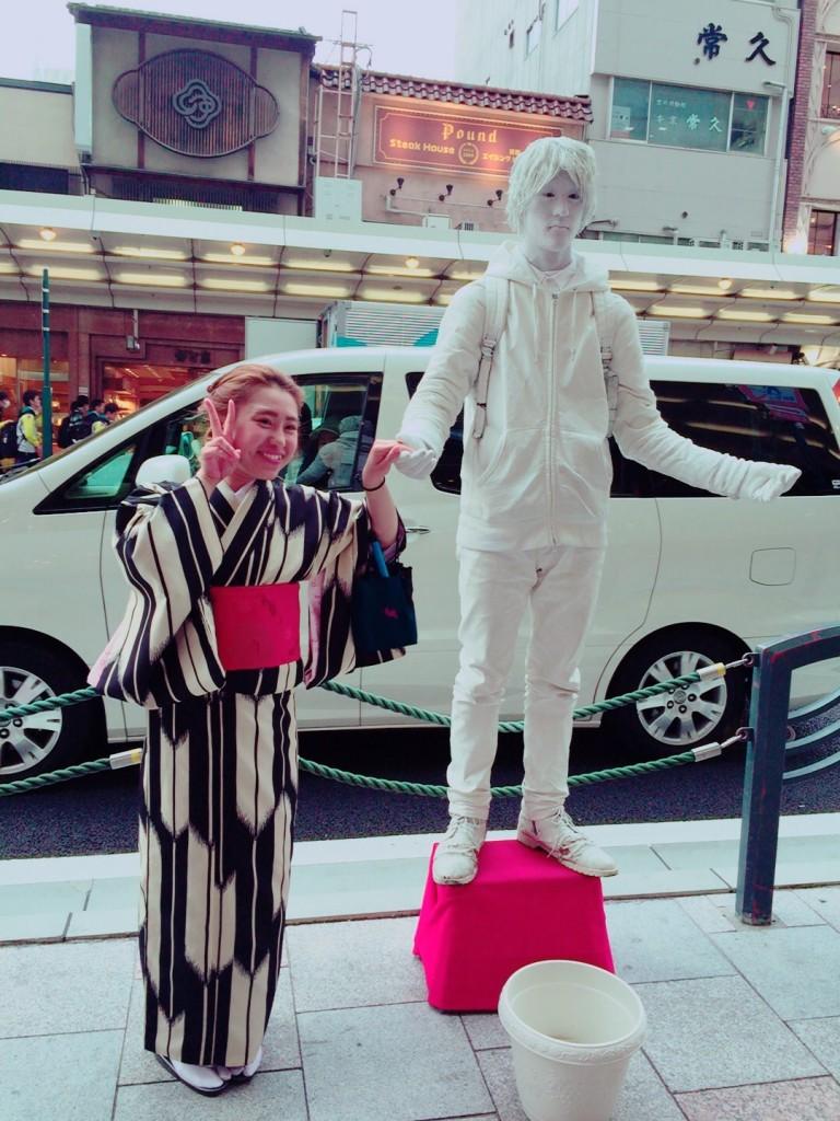 京都の桜満開までもうすぐ!着物レンタル古都34