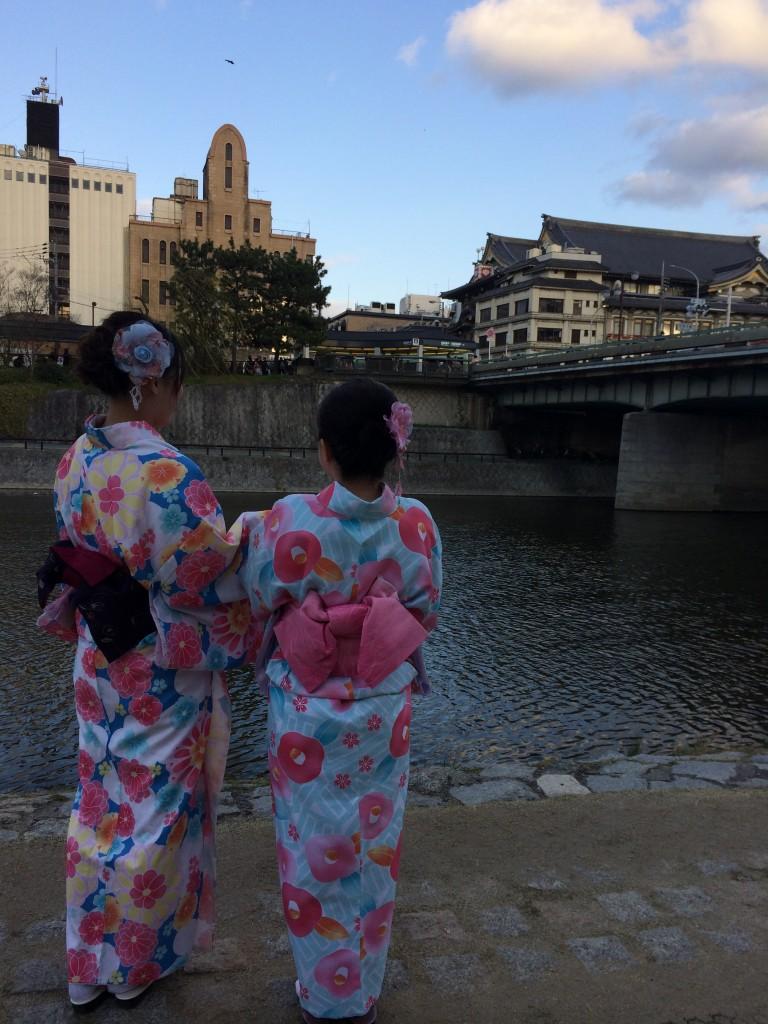 着物レンタルで清水寺・祇園散策大人気!20