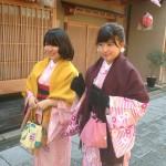 着物レンタルで清水寺・伏見稲荷大社へ2016年3月2日4