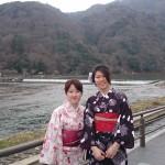人気スポット「京都 嵐山」を着物レンタルで散策7