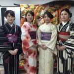 着物レンタル団体割引と京都東山花灯路2016年3月12日1