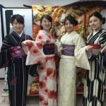 着物レンタル団体割引と京都東山花灯路2016年3月12日2